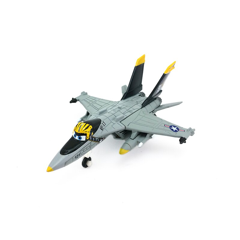 Disney Pixar Planes Delta Metal Diecast Toy Plane 1:55 Loose New In Stock & Free Shipping