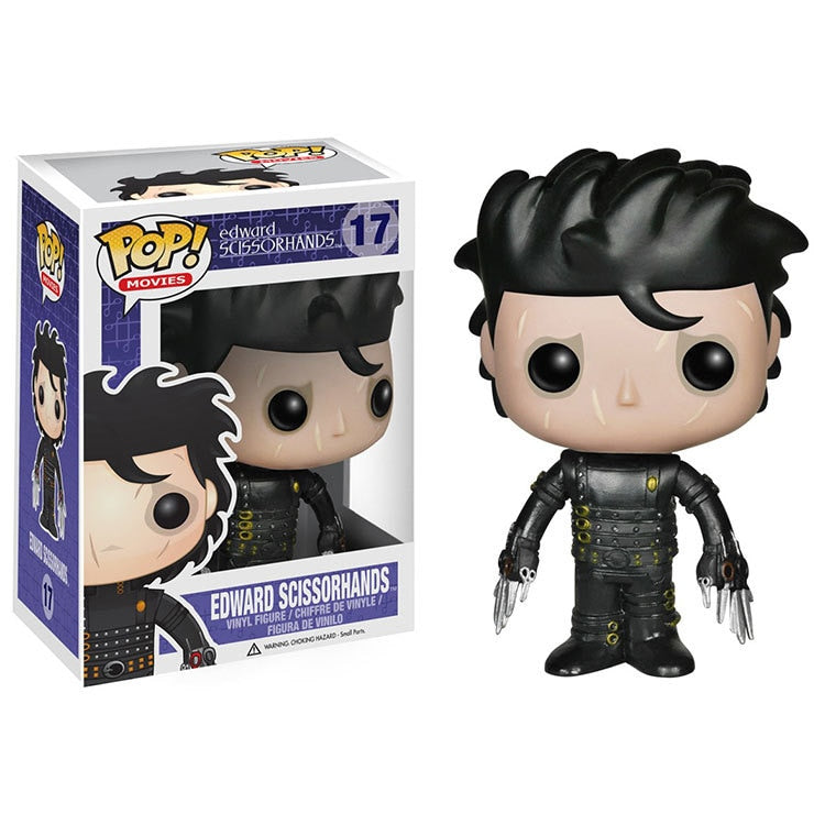 Funko Pop Original Edward Scissorhands Vinyl Figure Dolls Toys