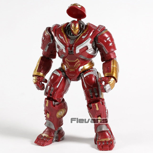Marvel Avengers  Hulkbuster PVC Action Figure Collectible Model Toy