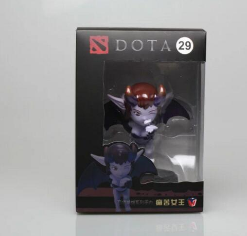 All Styles DOTA 2 Game Figure Kunkka Lina Pudge Queen Tidehunter CM FV PVC Action Figures Collection dota2 Toys