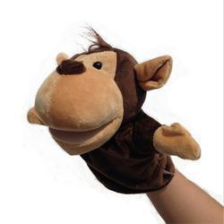 New Funny Baby talking Toys hand puppet for sale Baby Children Kid Animal Hand Glove Puppets Toy Plush Learning Story