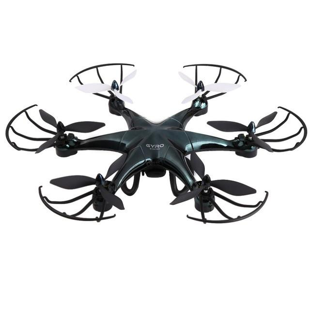 RC Helicopter LiDi RC Drone Dron WIFI 2.4G 4CH 6 Axis Gyro FPV HD Hexacopter Quad Copters with 2.0 Mega Camera Drones