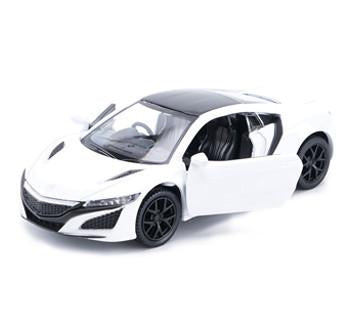 1:36 Scale Honda Acura NSX Sport Car/Education Model/Classical Pull back Diecast Metal For Collection Gift Toys Free Shipping