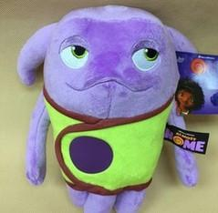New Arrival!!! USA Home Movie Oh Boov Cute Alien Soft Stuffed Animal Plush Toy Gift for Baby Birthday Gift