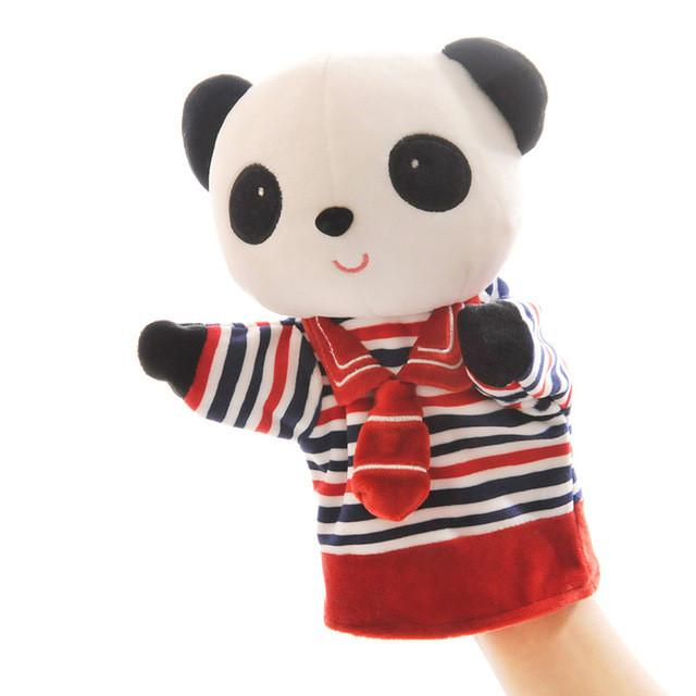 RYRY 30CM/11.8 Inches Children Animal Hand Puppet Kids Toys Classic Kawaii Stuffed Plush Dolls Novelty Cute Soft Hand Puppet