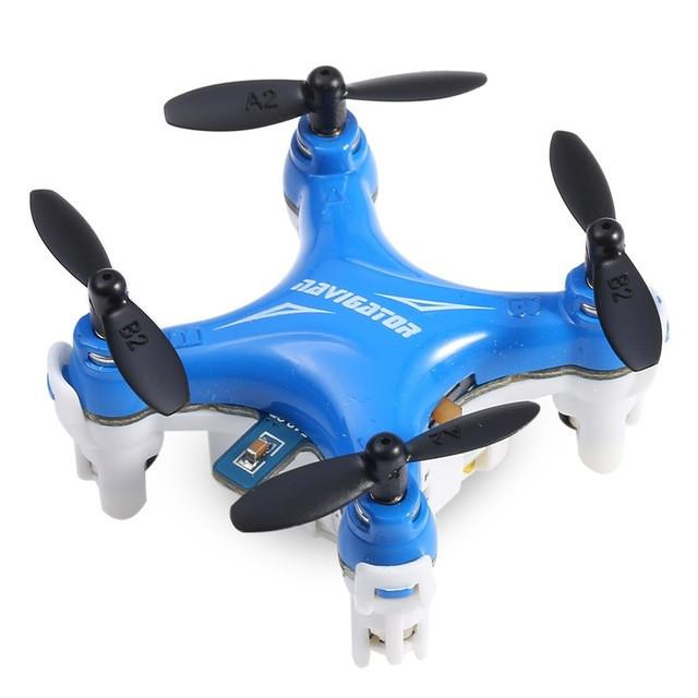 Super Mini Drones 4CH 2.4GHz 6 Axis 360 Degree Rollover Quadcopter Headless Mode LED Light RC Helicopter Kids Toys Nano Copters