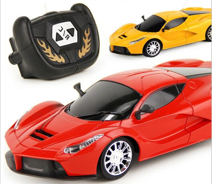 Hot Selling free shipping Toy Electric Car model Rc Cars drift Remote control High Speed racing Gift for Kids boys