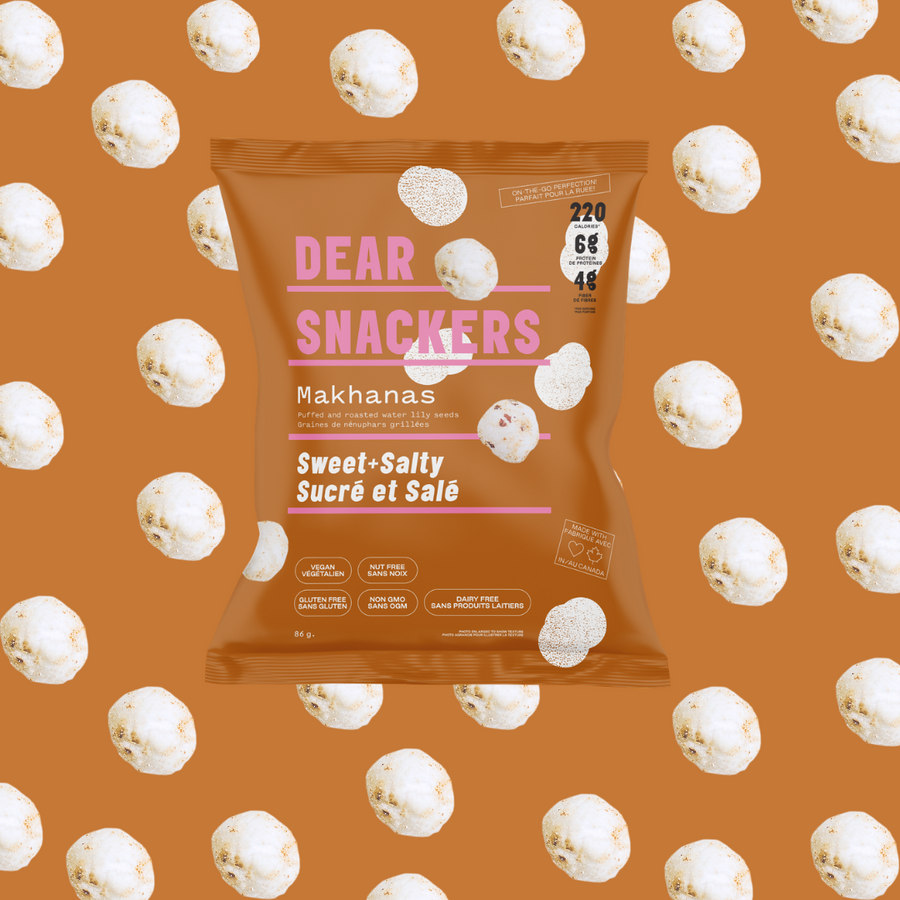 Dear Snackers Makhana Variety 3-Pack