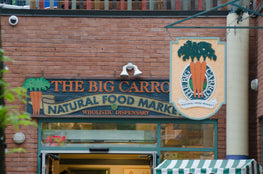 the big carrot storefront