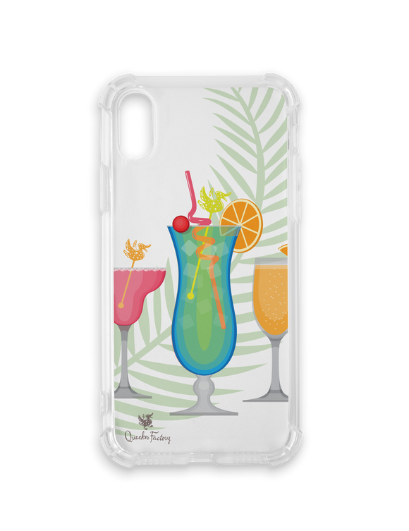 Tropical Drinks Phone Case