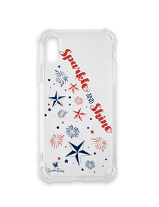 Sparkle and Shine Fireworks Phone Case