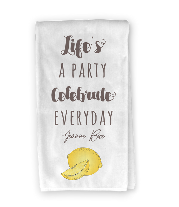 Lemons Kitchen Towel