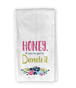 Decorate It Kitchen Towel