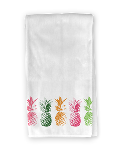Pineapples Kitchen Towel