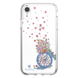 Floral Bicycle Phone Case