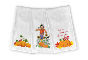 Pumpkin Kitchen Towel Set - Save 23%