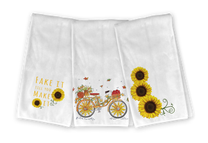 Sunflower Kitchen Towel Set - Save 23%