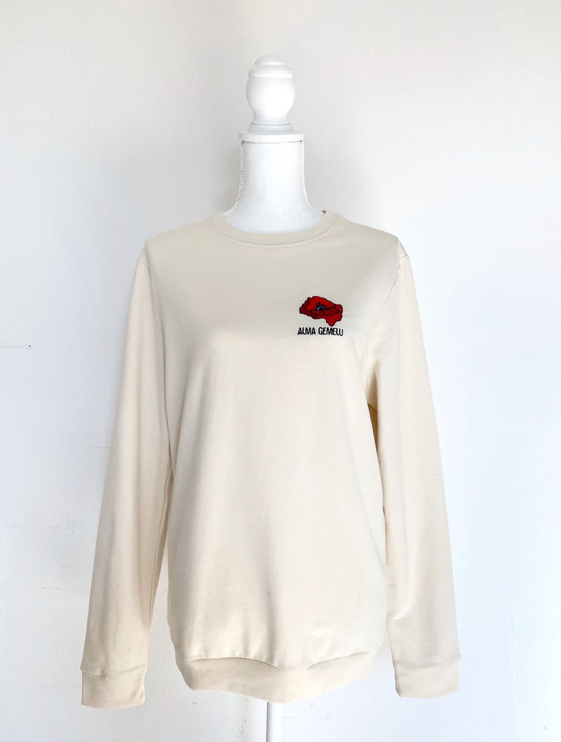 Sweatshirt Poppy