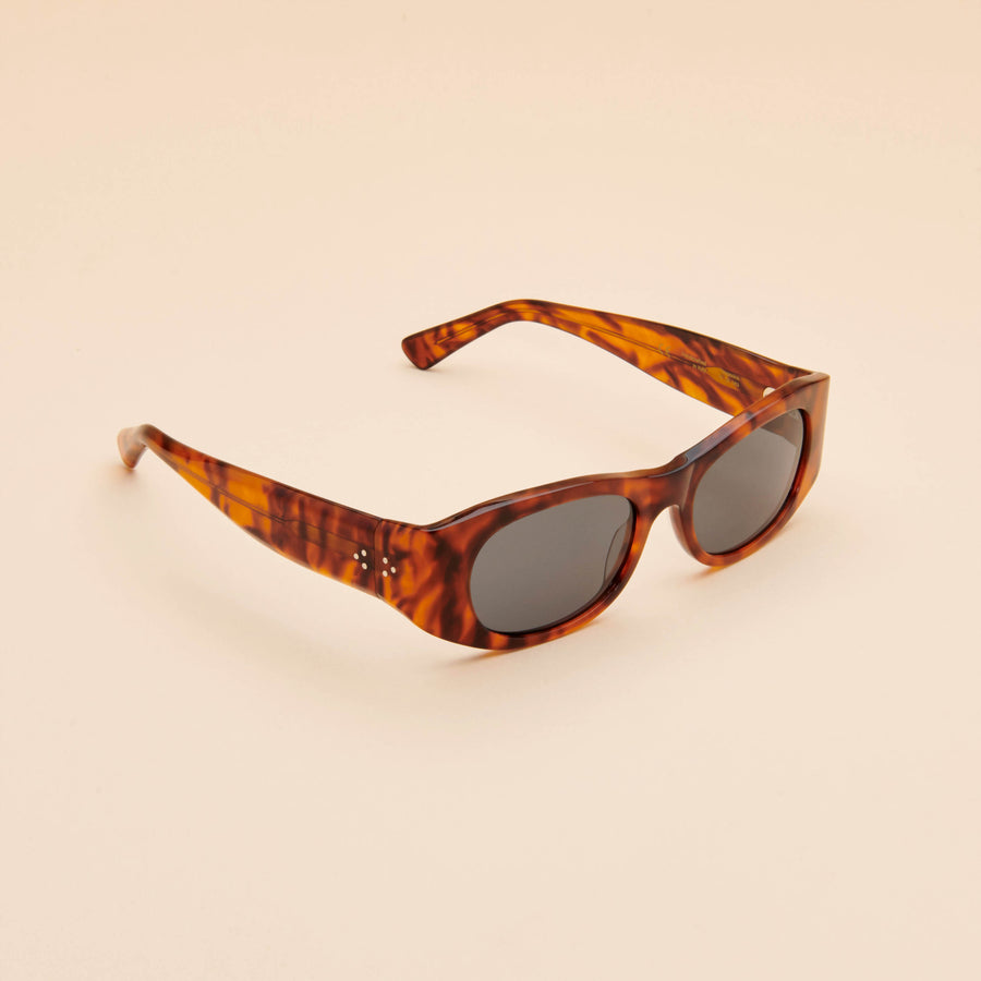 Tangerine | Benjoin Acetate | Dried Thyme Lens