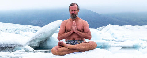 Wim Hof, the ice man