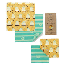 Load image into Gallery viewer, The Beeswax Wrap Company Lunch Pack