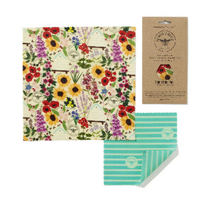 The Beeswax Wrap Company Small Kitchen Pack