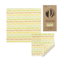 Load image into Gallery viewer, The Beeswax Wrap Company Small Kitchen Pack