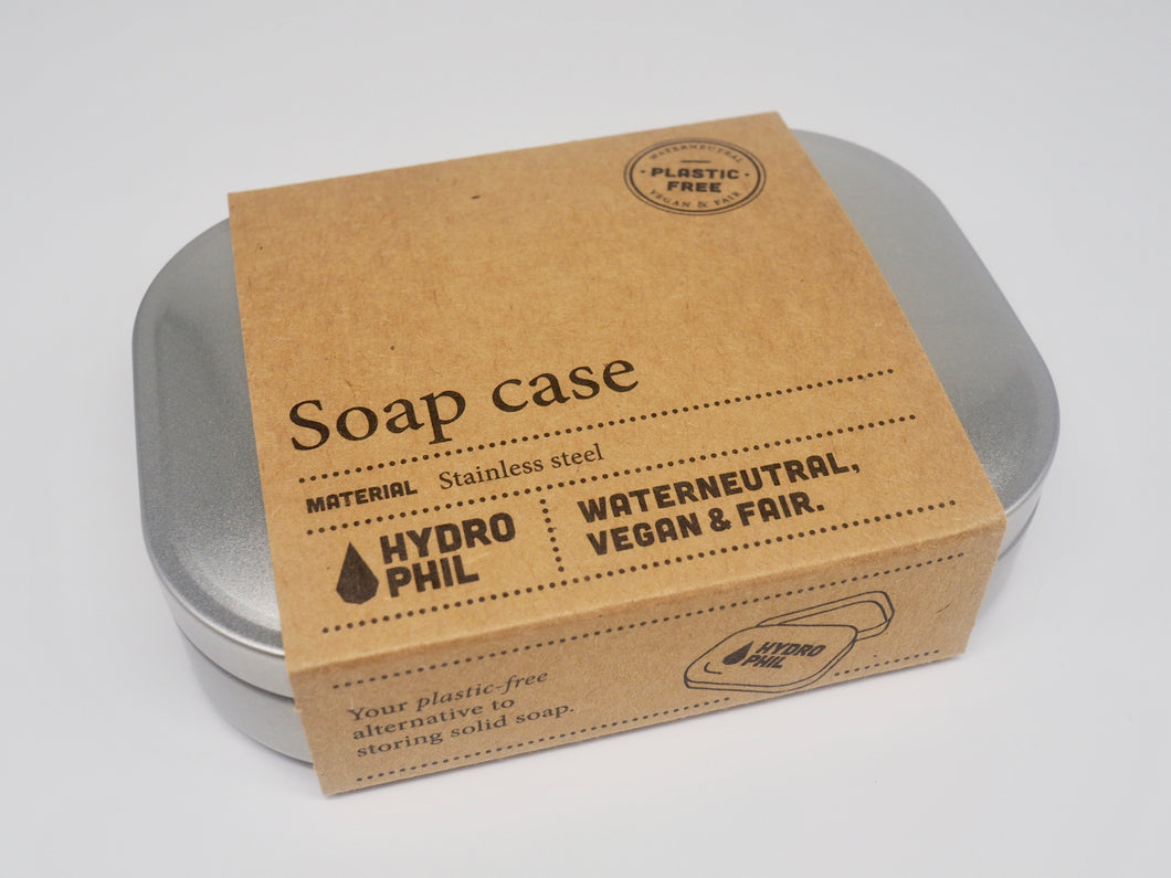 Hydrophil Soap Box - Stainless Steel