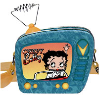 Product Image Betty Chevy Mini TV Tin Tote