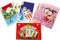 Product Image Betty Boop Playing Cards