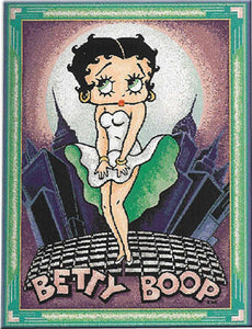 Product Image Betty Boop Cool Breezes Tapestry Throw