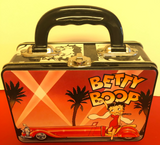 Betty Boop Tin Box Two Sided