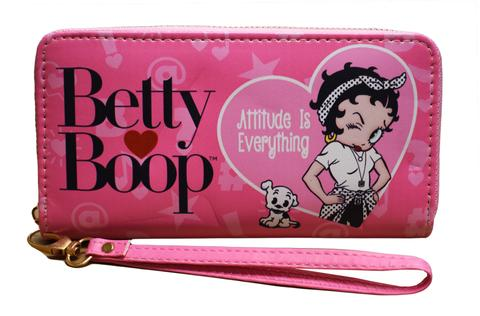 Betty Boop Wallet Attitude is Everything