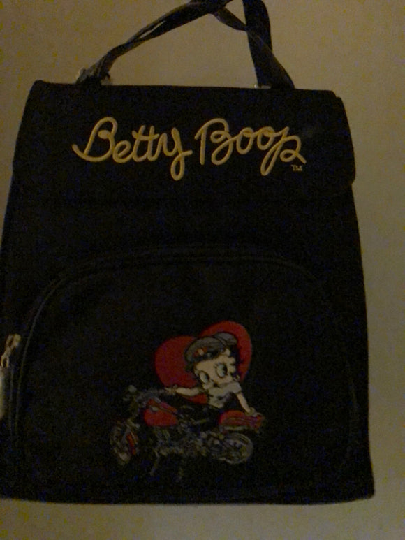 Betty Boop Backpack/Purse