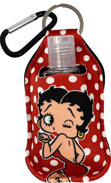 Betty Boop Sanitizer Cover
