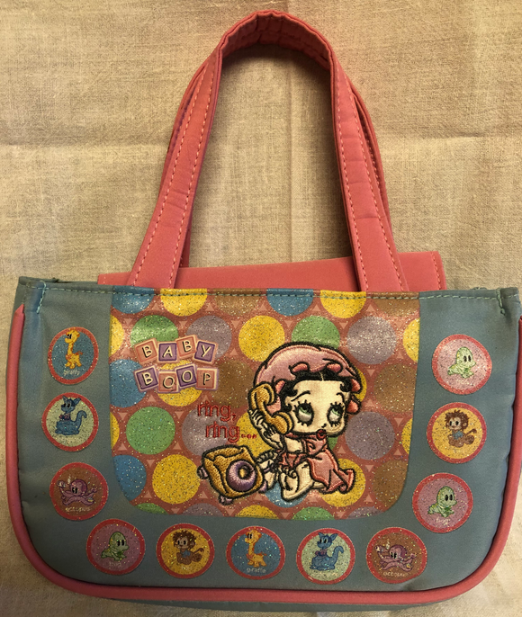 Baby Boop Travel Bag