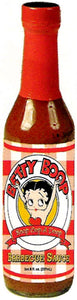 Product Image Betty Boop BBQ Sauce