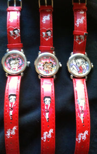Product Image Betty Boop Watch