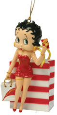 Product Image Betty Boop Shopping Ornament