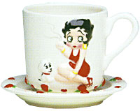 Product Image Tea Time Cup 'n Saucer