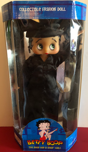 Betty Boop Graduation Doll