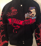 Betty Boop Queen Of The Road Jacket