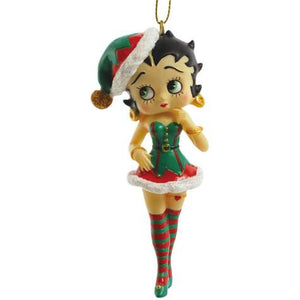 Elf Betty Ornament