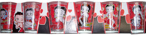 Product Image Betty Boop Shot Glass