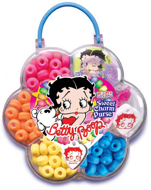 Product Image Betty Boop Sweet Charm Purse