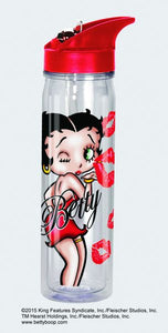 Betty Boop Kisses Flip Top Bottle