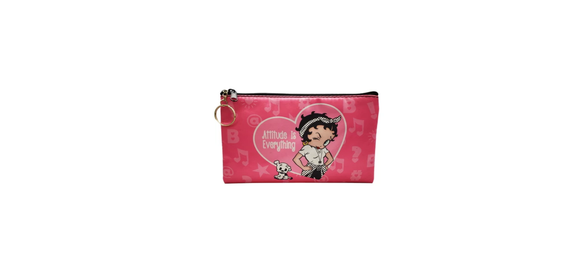 Betty Boop Make Up Bag Attitude