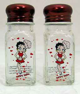 Product Image Betty Boop - Salt & Pepper Shakers