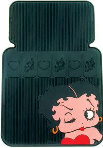 Product Image Betty Boop Car Mat
