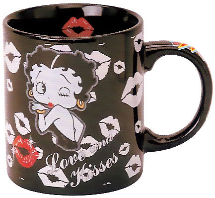 Product Image Betty Boop Love And Kisses Mug
